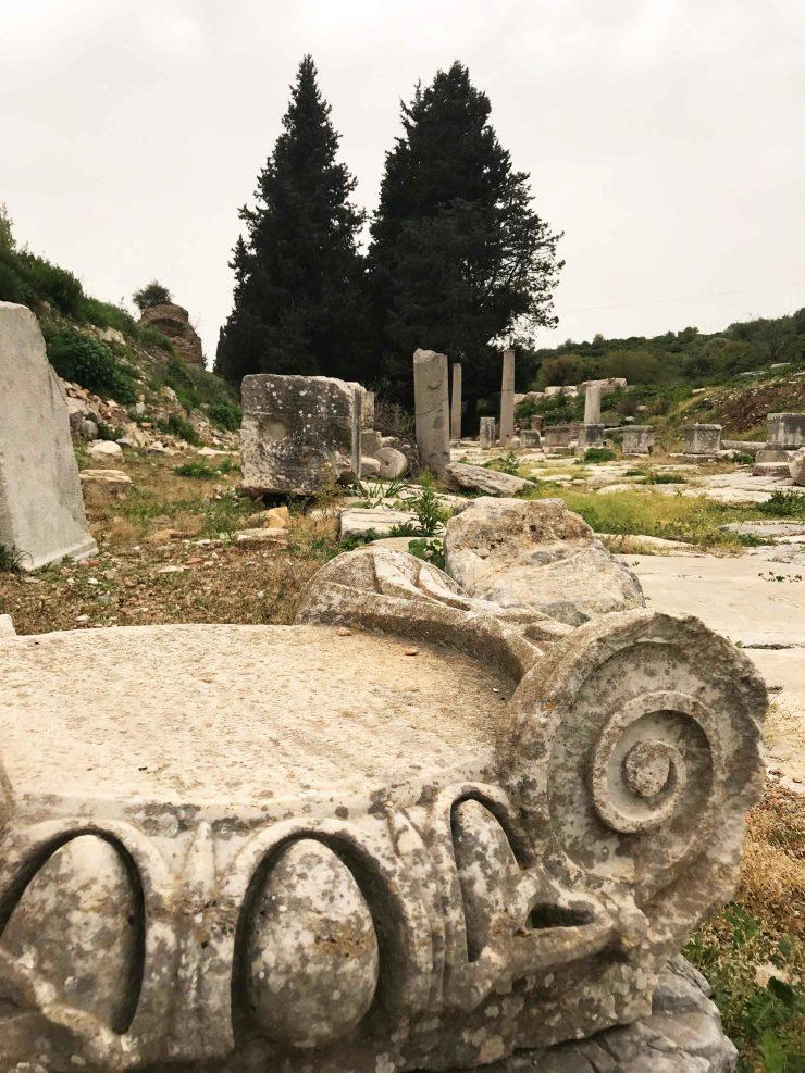 ستون های امپراطوری رم