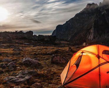 کمپ کوهستان