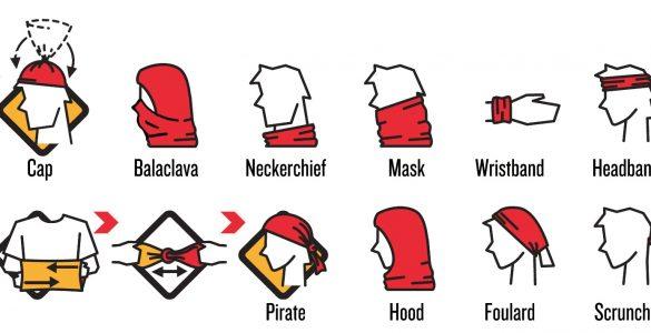 دستمال سر